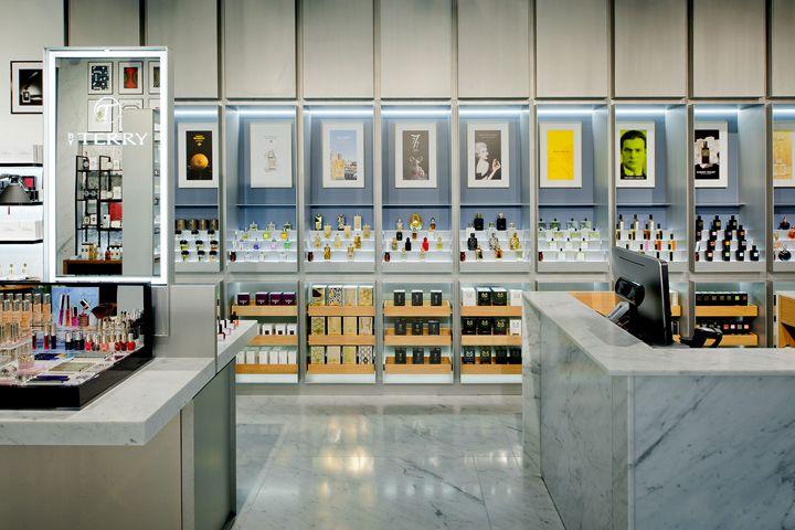 Crème de la crème haute parfumerie by INBLUM architects, Tallinn – Estonia » Retail Design Blog