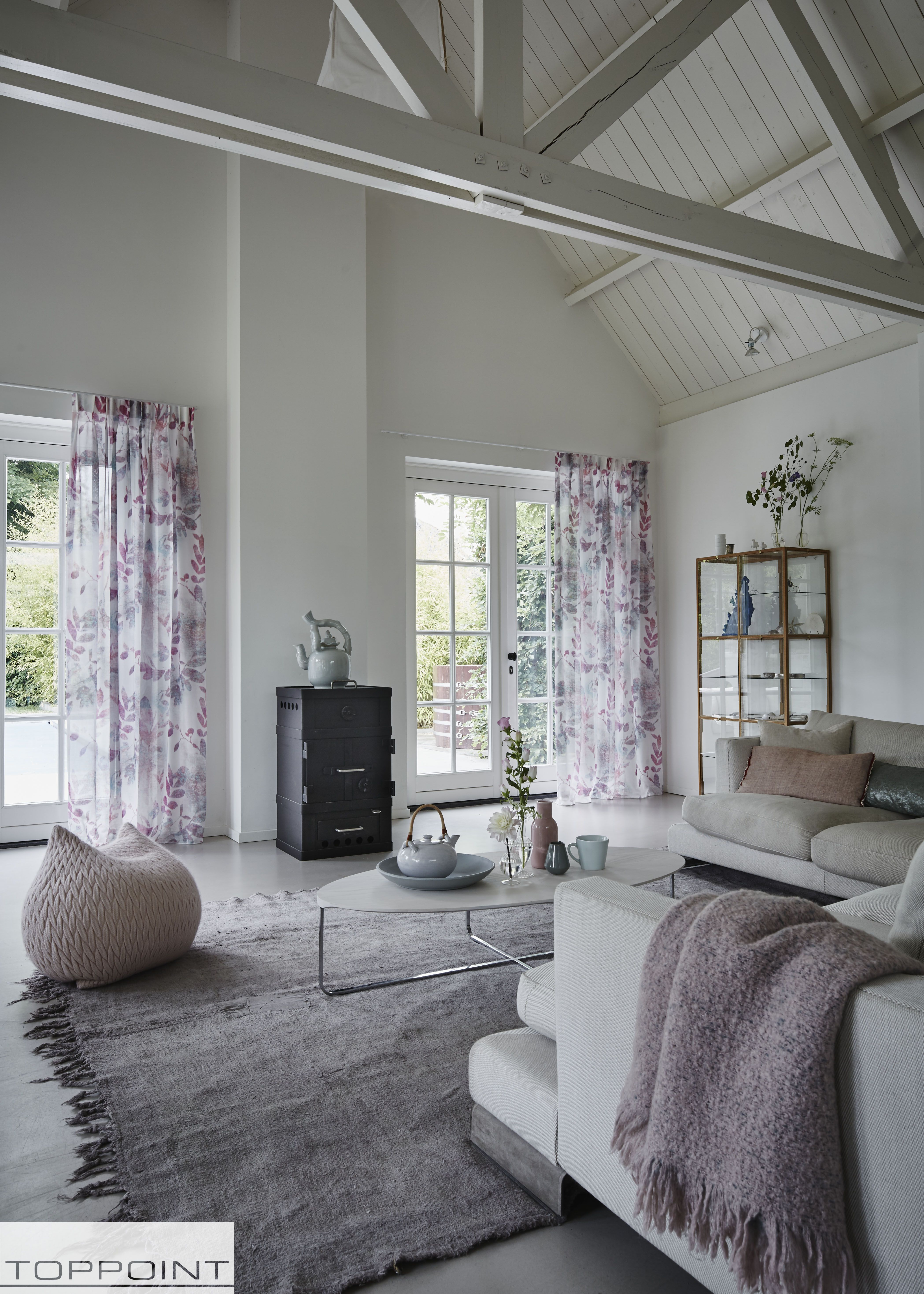 Curtains | by Toppoint www.kokwonenenlifestyle.nl