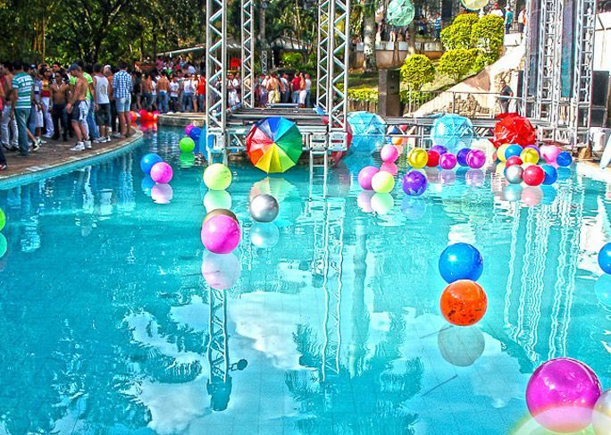 Pool party garden pool party chega com novidades para sua for Garden pool party