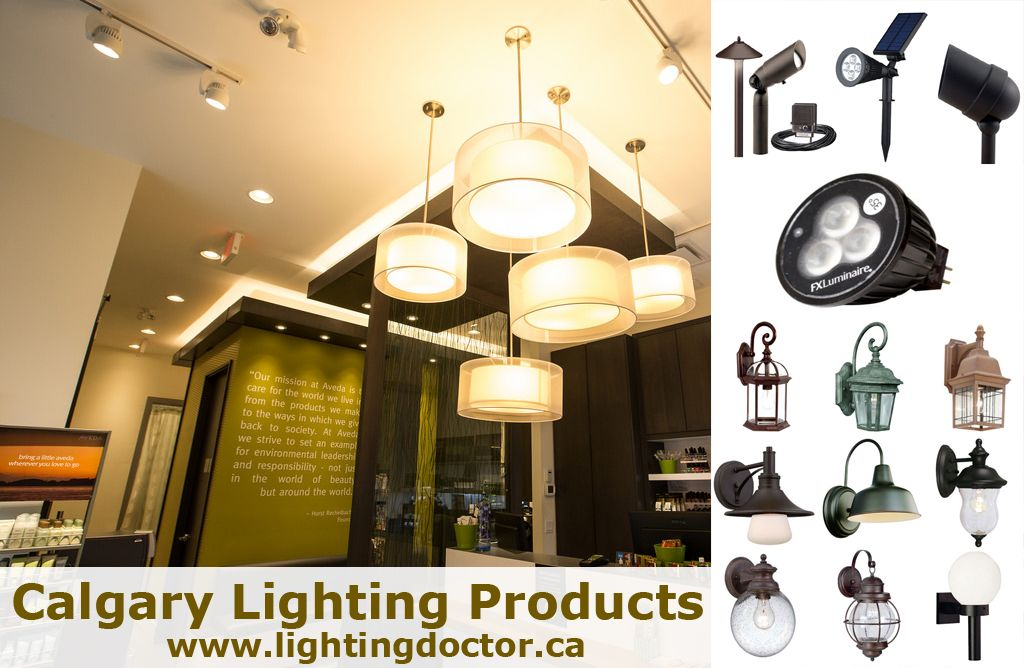 And A Wide Range Of Lighting Solutions And Industrial Lighting Products.  #LightingDoctor #CalgaryLightingProducts #Calgary #Alberta #Canada