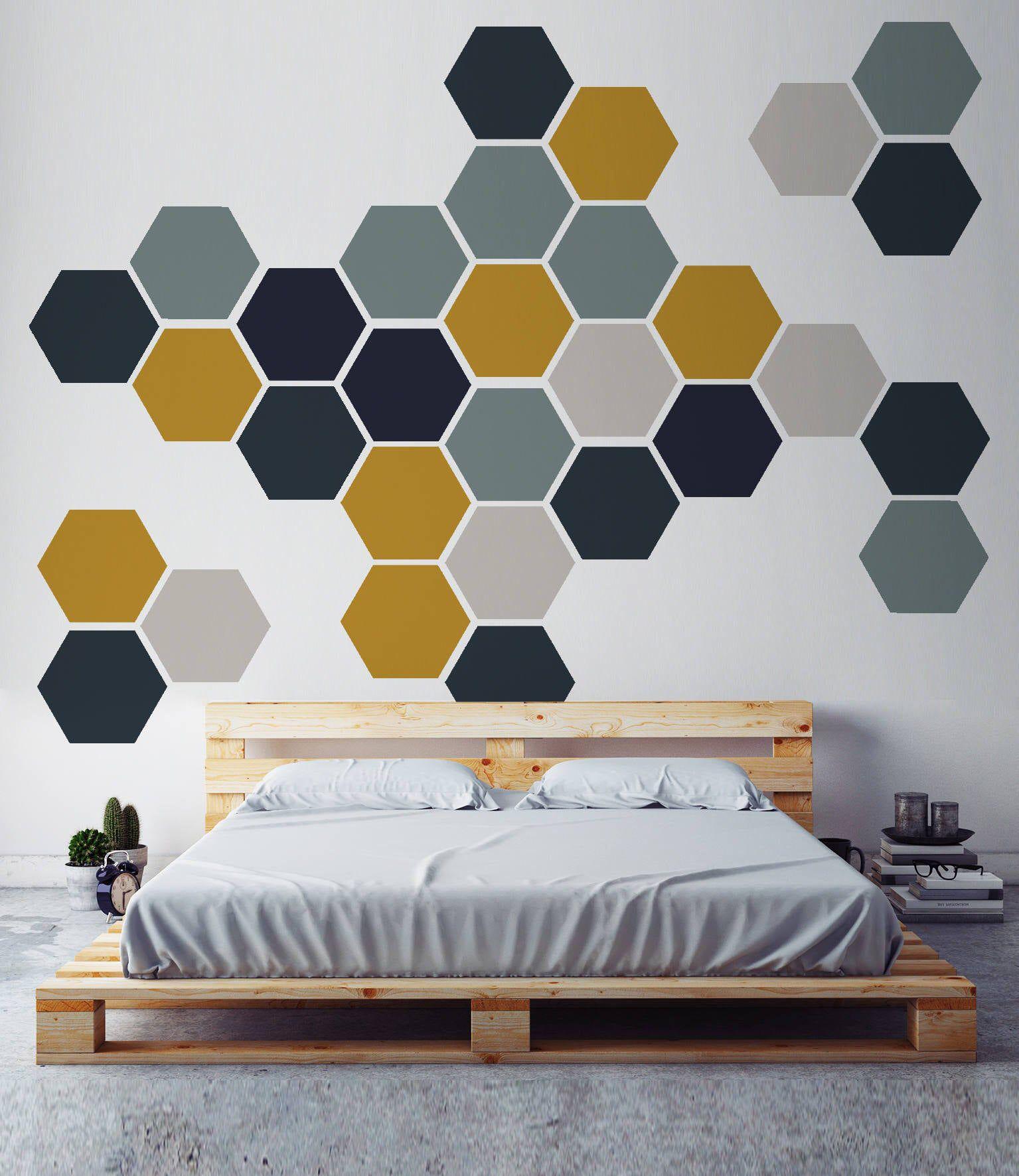 Pin On Honeycomb Wall Art