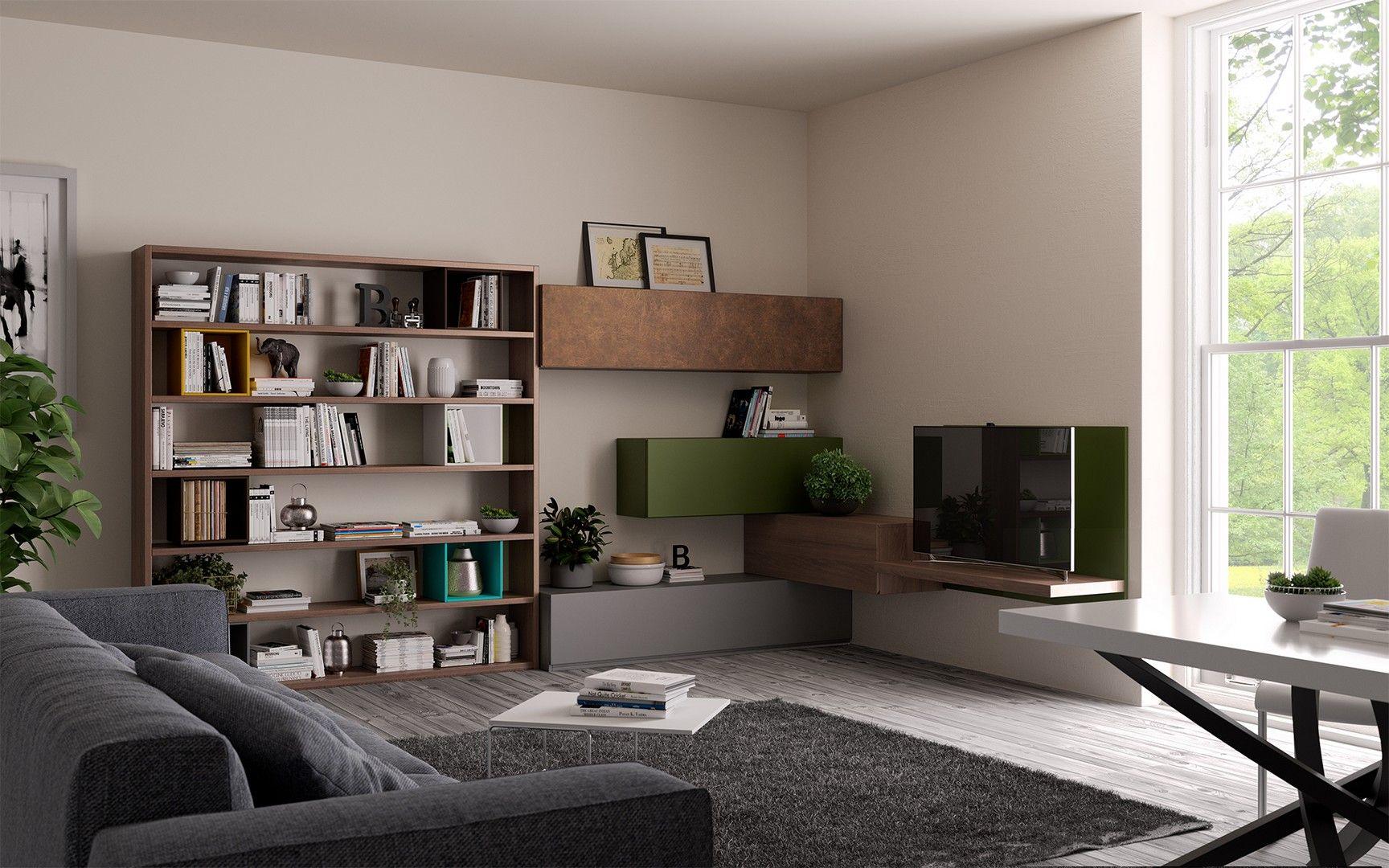 Living Soggiorno ~ Living soggiorno living walls interior