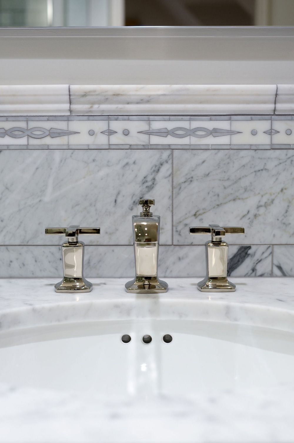 """Marbelous"""" Kitchen And Bath Remodel Transforms Seattle Home Magnificent Bathroom Remodel Seattle Review"""