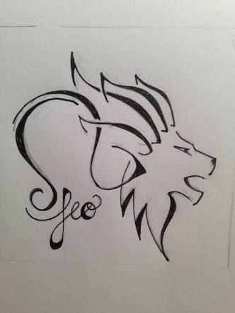 Leo Star Sign Symbol Google Search Tatoos Pinterest Tattoo