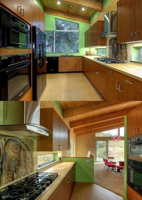 Best Mid Century Modern With Cork Flooring Modern Cork 400 x 300
