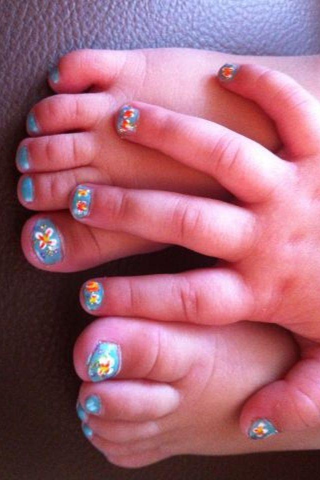 Kids nails | Kids NailArt | Pinterest | Kid nails, Kid nail art and ...