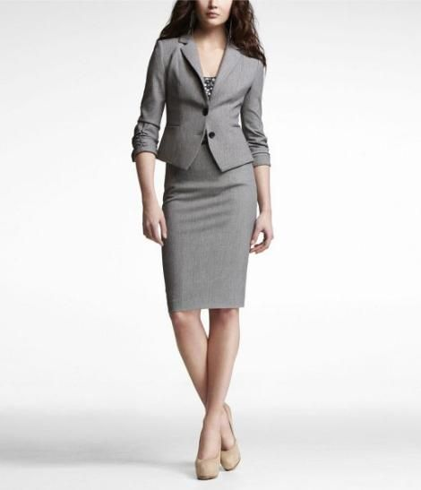 trajes para mujeres ejecutivas fotos - Buscar con Google  76de641bf26