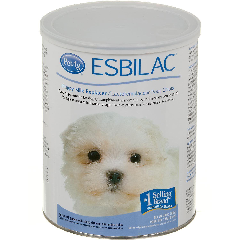 Petag Esbilac Powder Puppy Milk Replacer Dog Food Supplement Petco In 2020 Dog Milk Food Animals Puppies