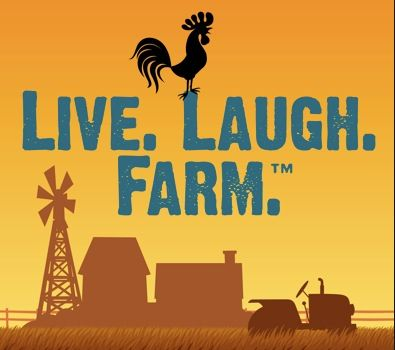 Haha! I love my little farm with my chickens, ducks, my goat, dogs, my cat, and a bird.