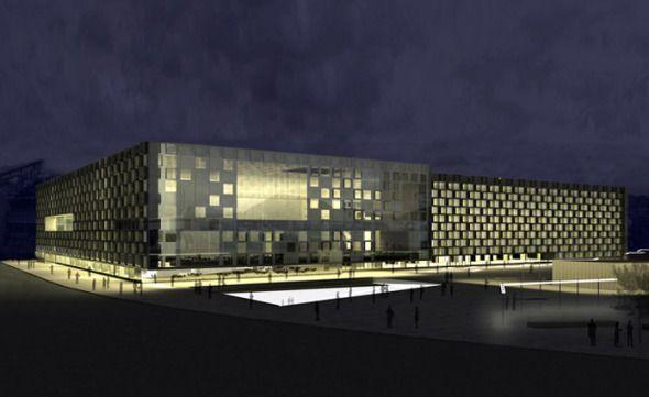 El arquitecto del Reyno de Navarra Arena destaca su versatilidad - Noticias de Arquitectura - Buscador de Arquitectura
