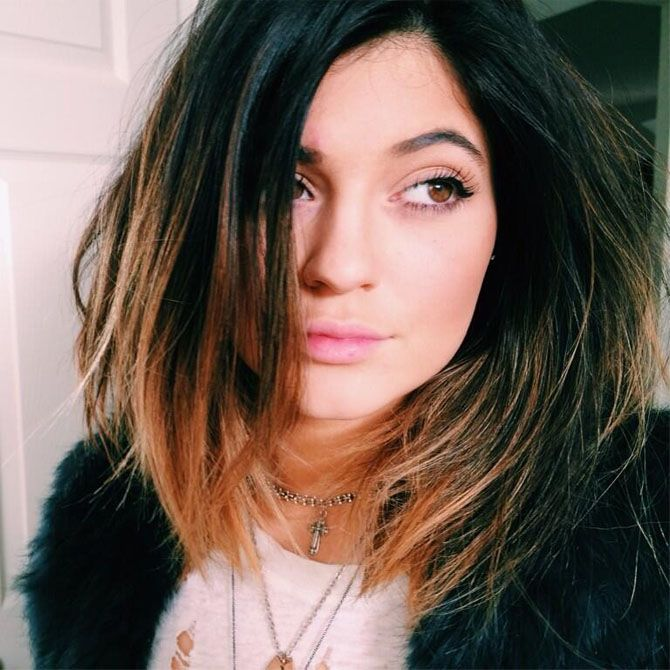 Inspirao Cabelo Kylie Jenner Makeup Hairstyle Pinterest