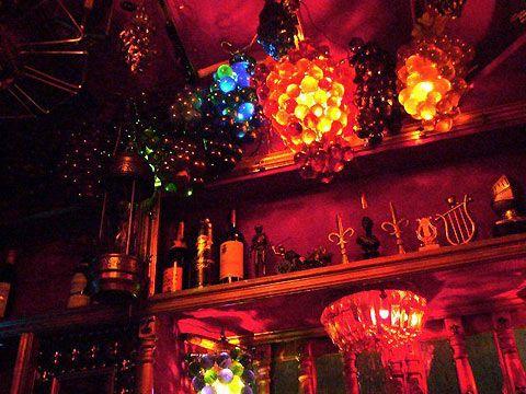 Tokyo\'s piano bar - red bar | Delectable decor. | Pinterest