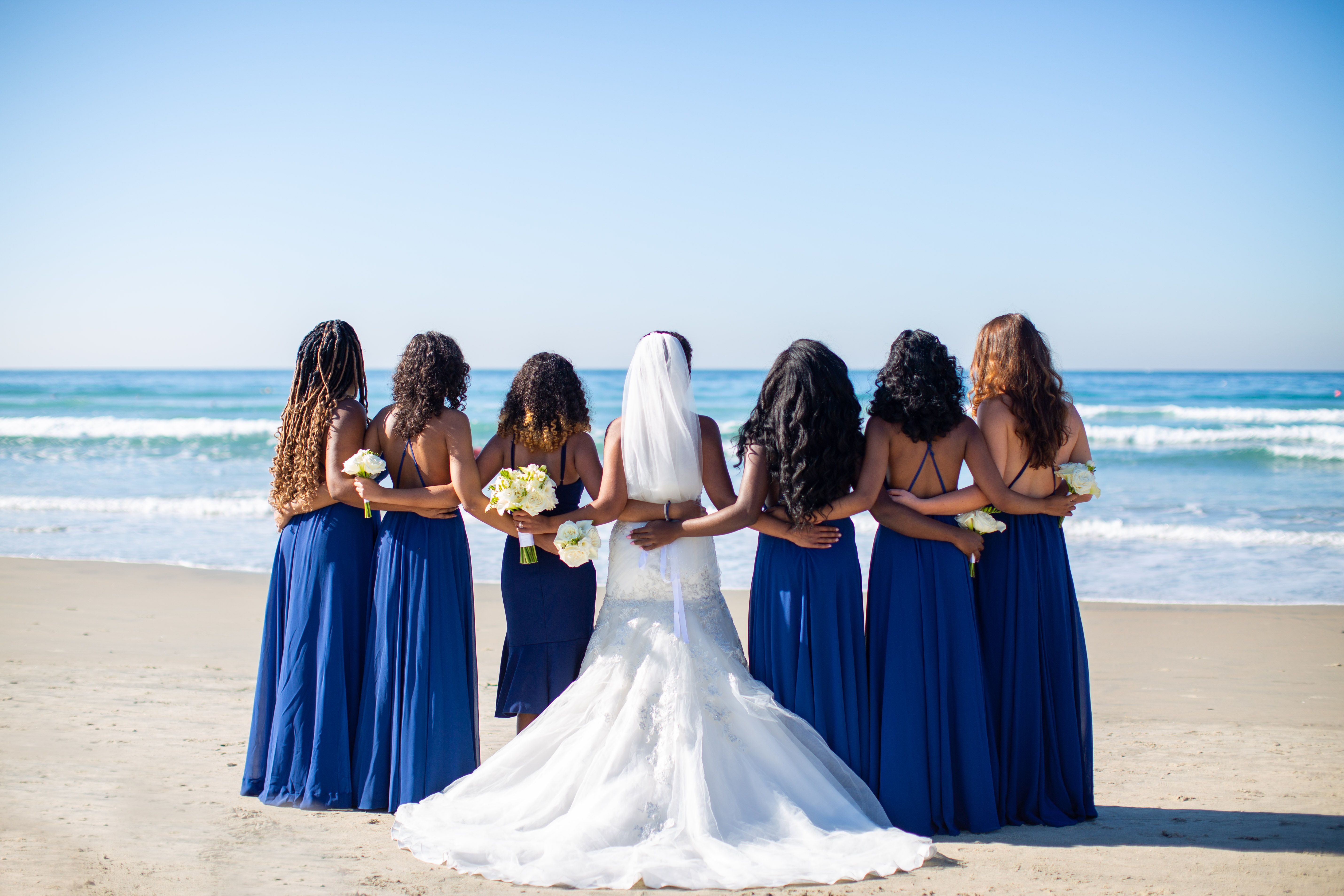 Pin By Dream Beach Wedding San Dieg On Honor Attendant Outfit Inspo San Diego Wedding Venues Dream Beach Wedding San Diego Beach Wedding