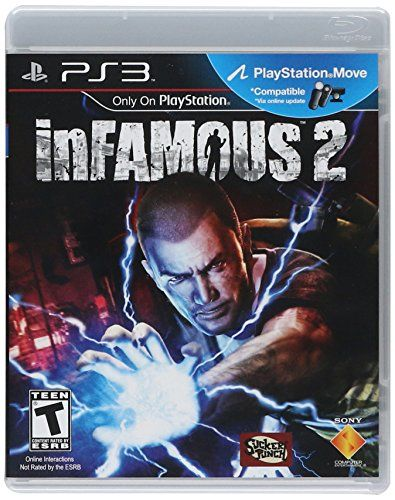 Infamous 2 Playstation 3 Sony Https Www Amazon Com Dp B002i0gx88 Ref Cm Sw R Pi Dp U X Ygntbb11bq5hk Infamous 2 Ps3 Games Latest Video Games