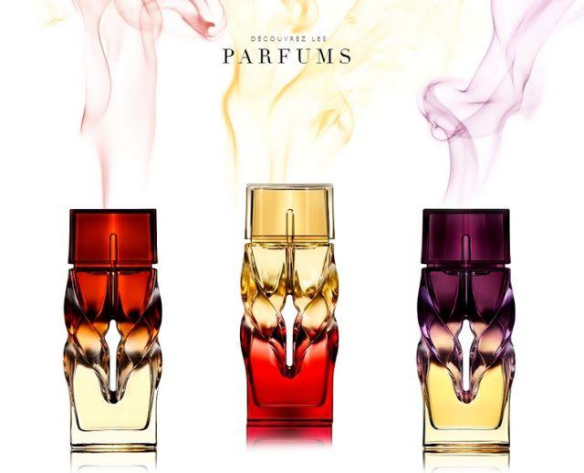 coffret parfum louboutin