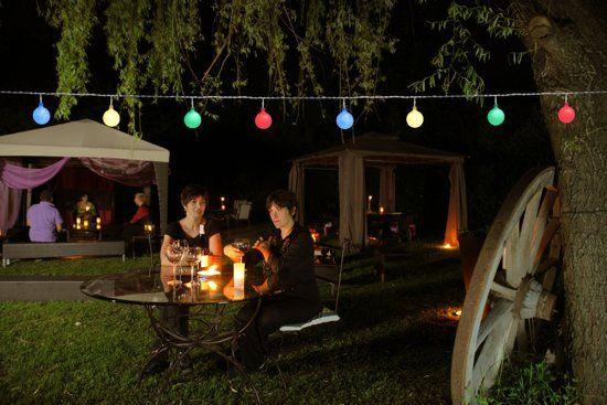 Partyverlichting - feestverlichting - CBD - 50 LED - 10m ...
