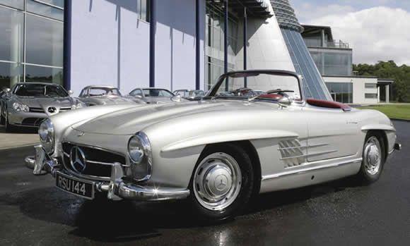 Old Convertibles Classic Guide Classic Mercedes Convertibles