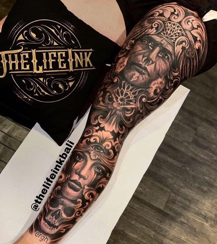 Pin By Inkstinct Tattoo Trends On Tattoos In 2020 Tattoo Signs Black And Grey Tattoos Tattoos
