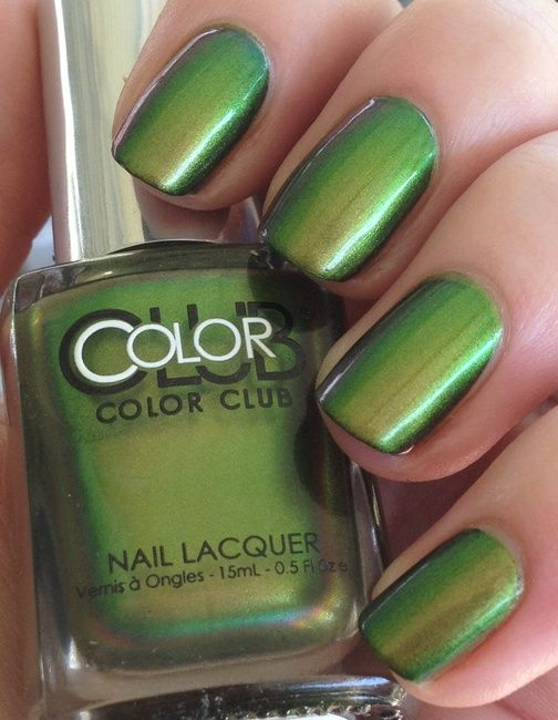 Color Club: Don\'t Kale My Vibe | Swatches | Pinterest | Color club ...