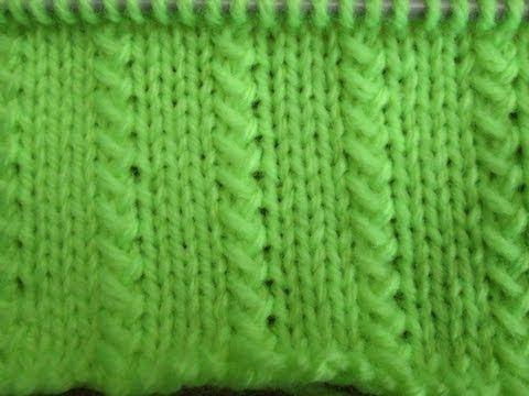 d i y tuto tricot apprendre a tricoter le point graminees point de tricot fantaisie tricot. Black Bedroom Furniture Sets. Home Design Ideas