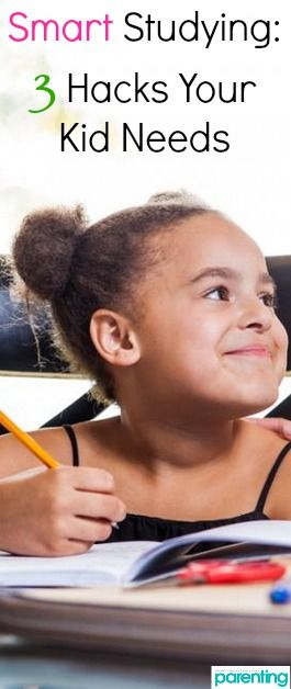 Your kids are watching, so show them how to study better by changing a few of your habits.