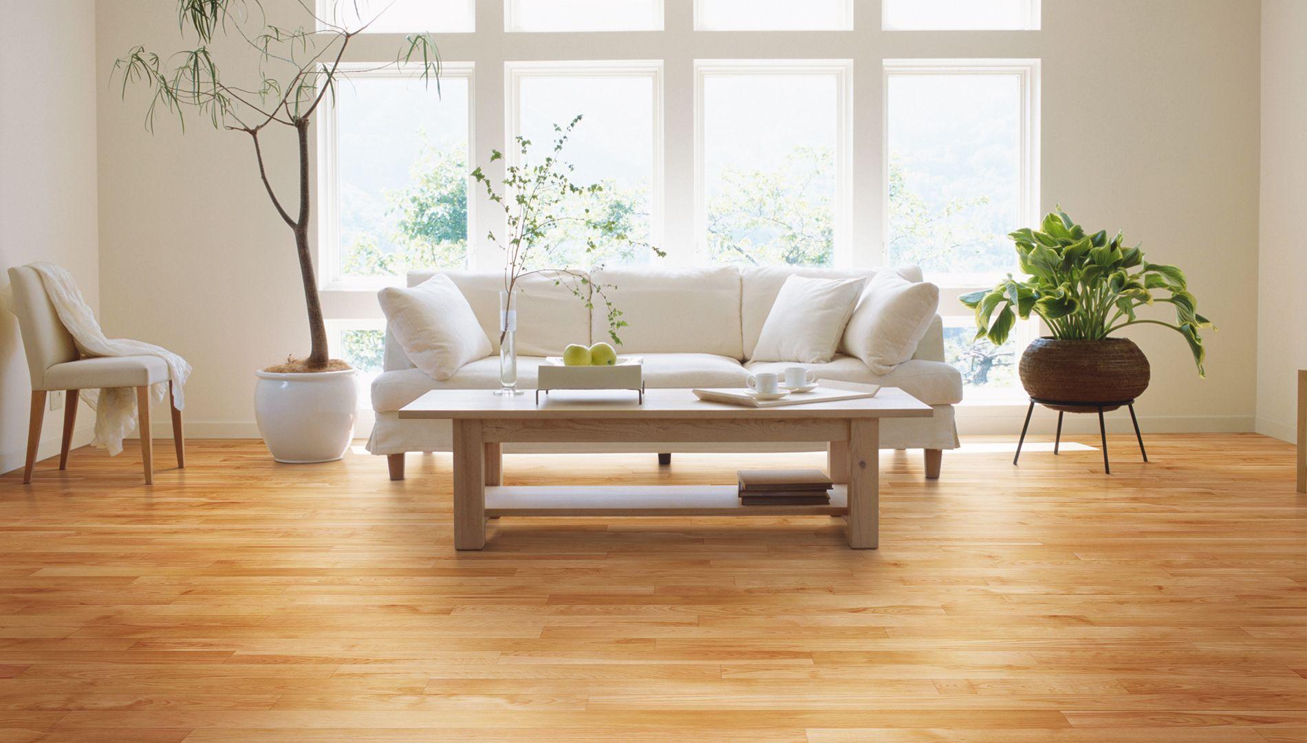 Room scenes Lauzon Hardwood Flooring Birch floors
