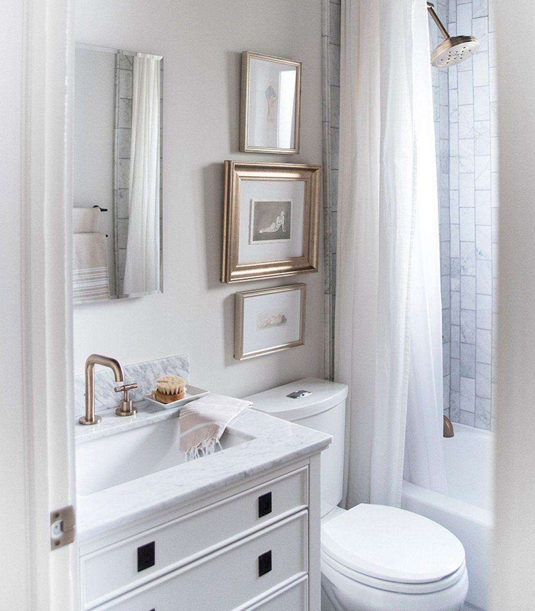 Sherwin Williams On Twitter Origami White Small Bathroom Gorgeous Bathroom