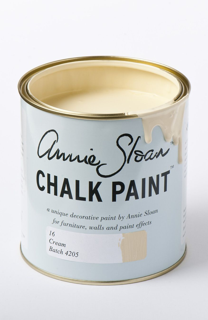 Annie Sloan | Cream | Chalk Paint® | Colors | Pinterest