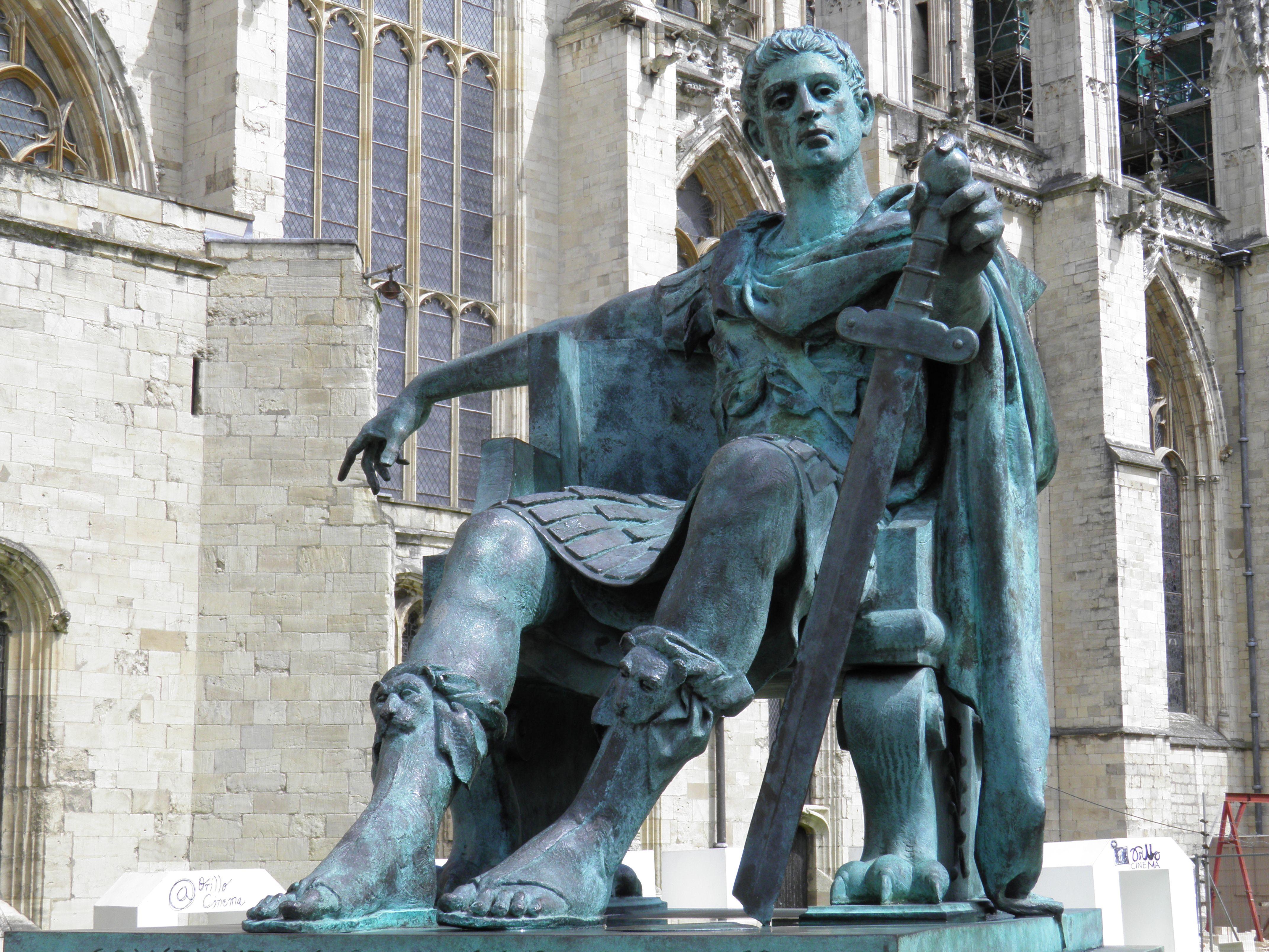 life emperor constantine The roman emperor constantine – the first christian emperor  the life and  times of constantine the great: the first christian emperor,.