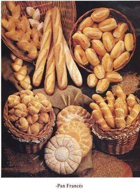 Curso De Panadería Y Pastelería Panaderia Y Pasteleria Recetas De Panadería Panaderia Y Reposteria
