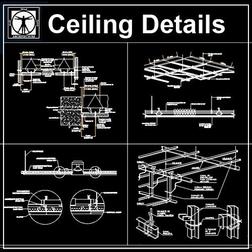 Ceiling Details Design Ceiling Elevation Download Ceiling Cad Details Drawings Pinterest