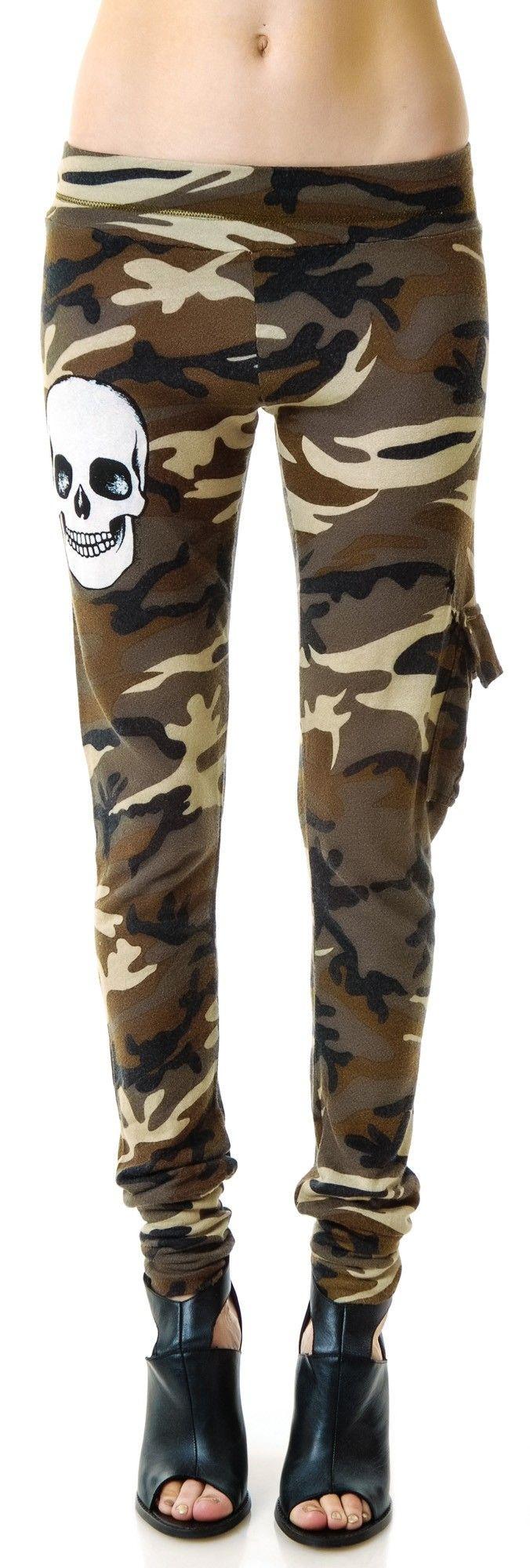 Izzy Camo Cargo Pants #boydollsincamo