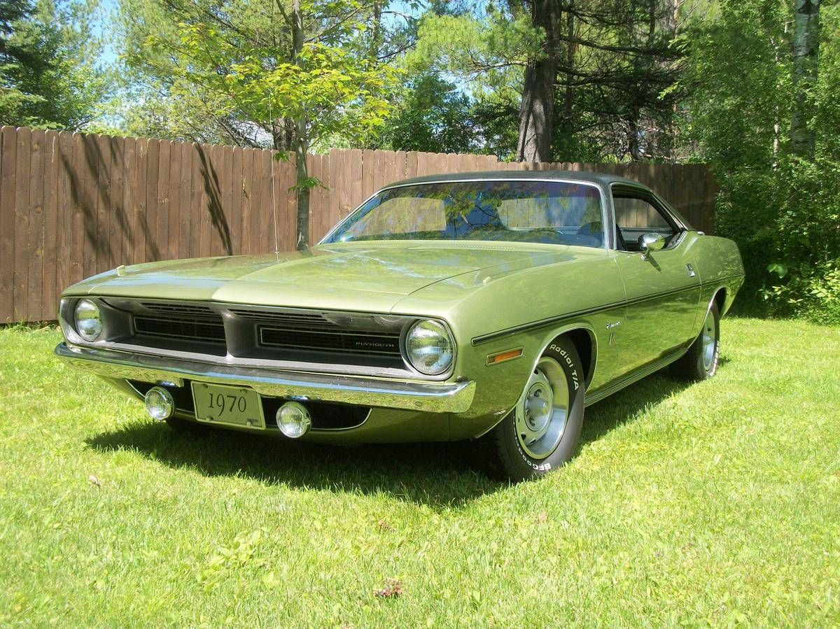 1970 Plymouth Barracuda Gran Coupe Maintenance Restoration Of Old Vintage Vehicles The Material For New Cogs Casters Gears Pads Could Be Cast Polyamide