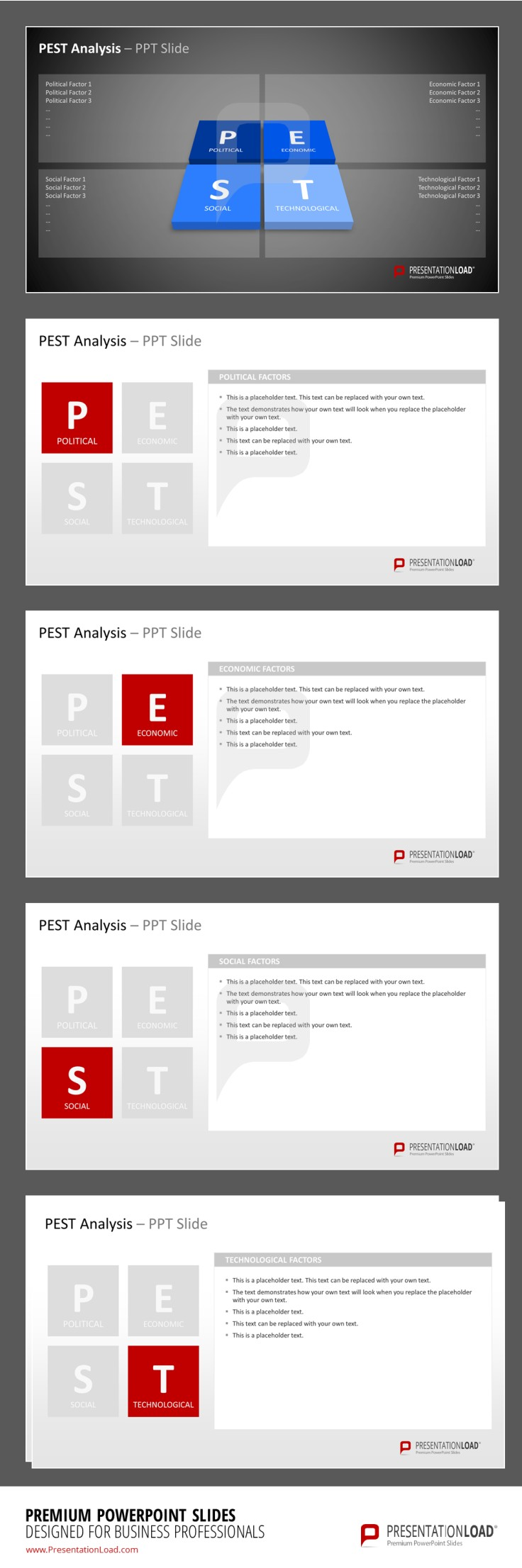 pest analysis powerpoint template the basic pest analysis includes
