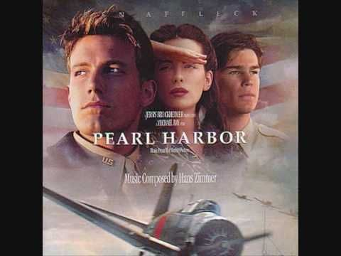 There You Ll Be Pearl Harbor Inspiration Lyrics Soundtrack Hans Zimmer Pearl Harbor