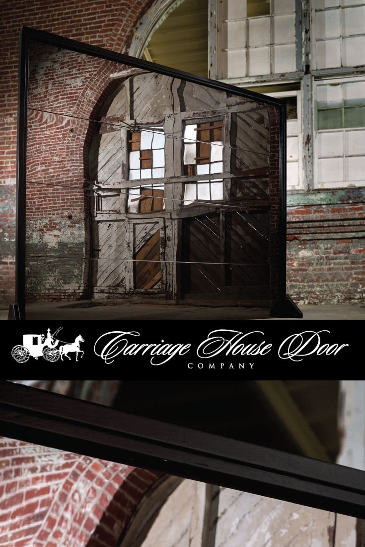 modern metal garage door. Modern Garage Doors   Chelsea Contemporary Door Shown In Mirror-Polished Stainless Steel Metal