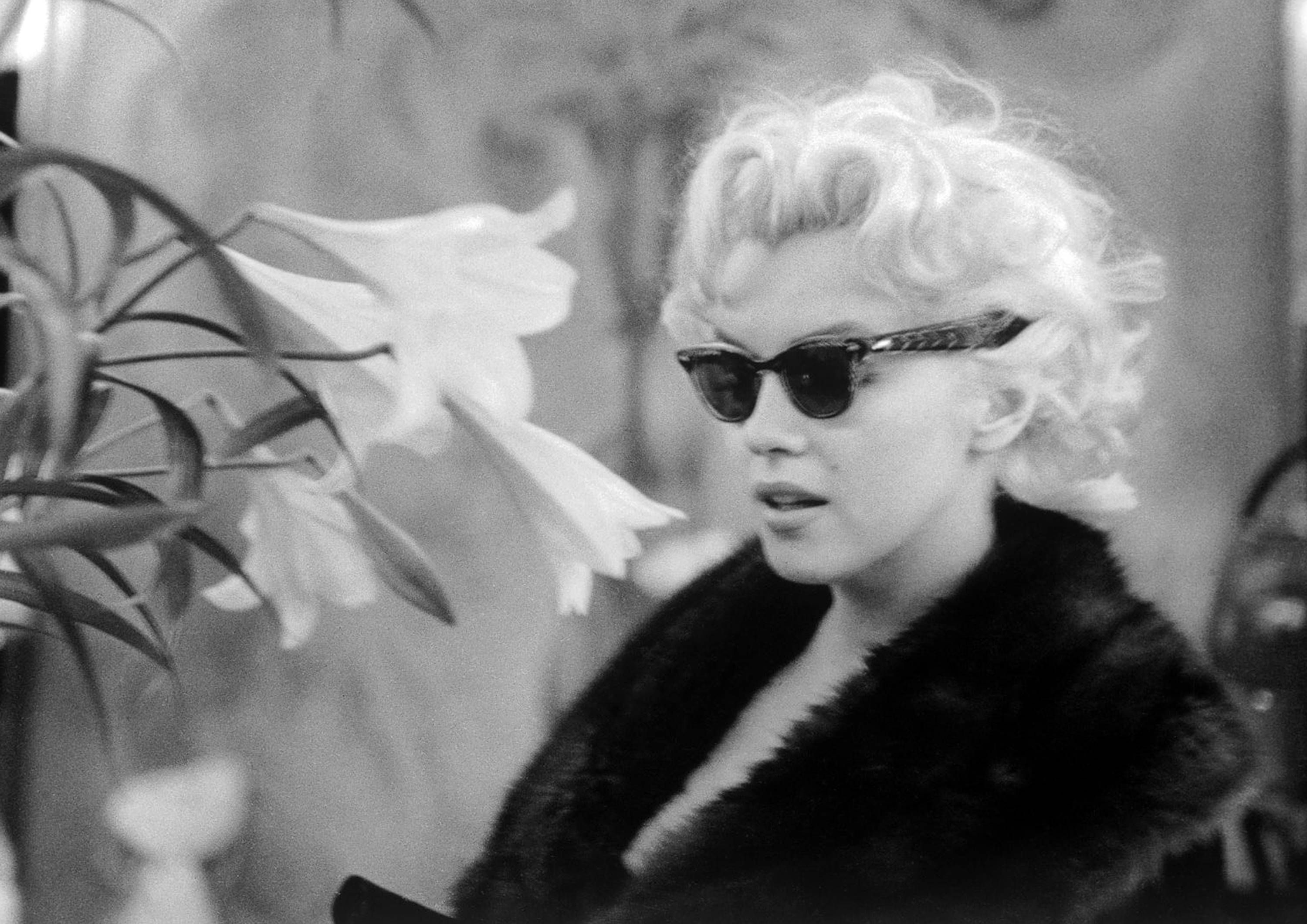 Marilyn Monroe Monochrome Photographic Print 83 (A4 Size - 210mm x ...