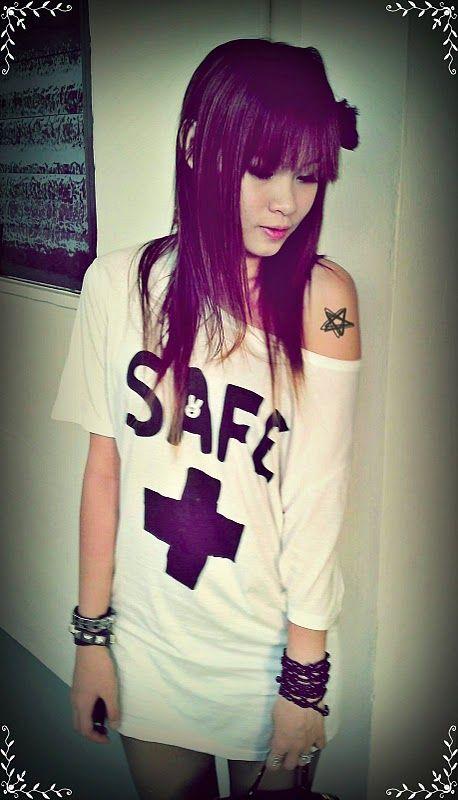 Star Tattoo... Ohhh I love this!