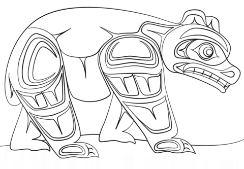 Canadian Aboriginal Art Coloring Pages Select From 30459 Printable Coloring Pages Of Cartoons Anima Aboriginal Art For Kids Canadian Aboriginal Art Haida Art