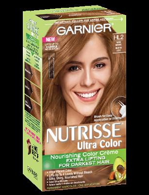 Nourishing Color Creme Hl2 Warm Caramel