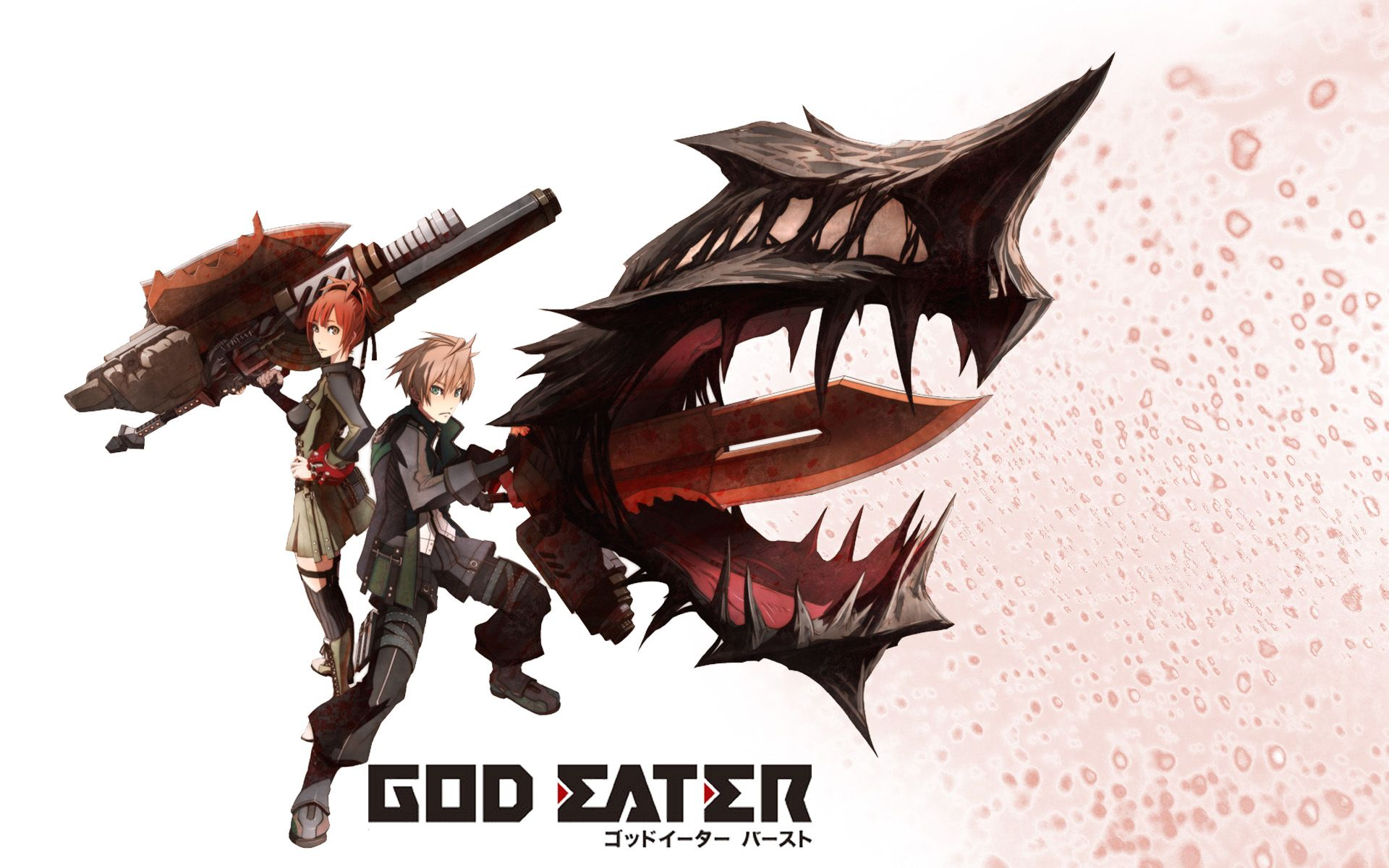 God Eater Characters Anime Wallpaper » HD Wallpapersans