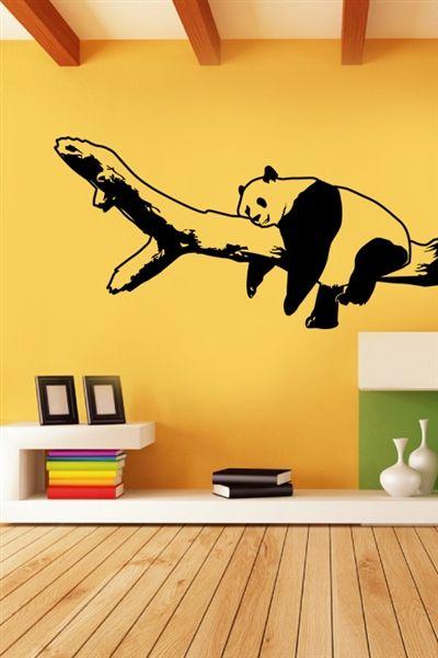 Panda-Wall Decals | prasant | Pinterest | Panda, Wall decals and Walls