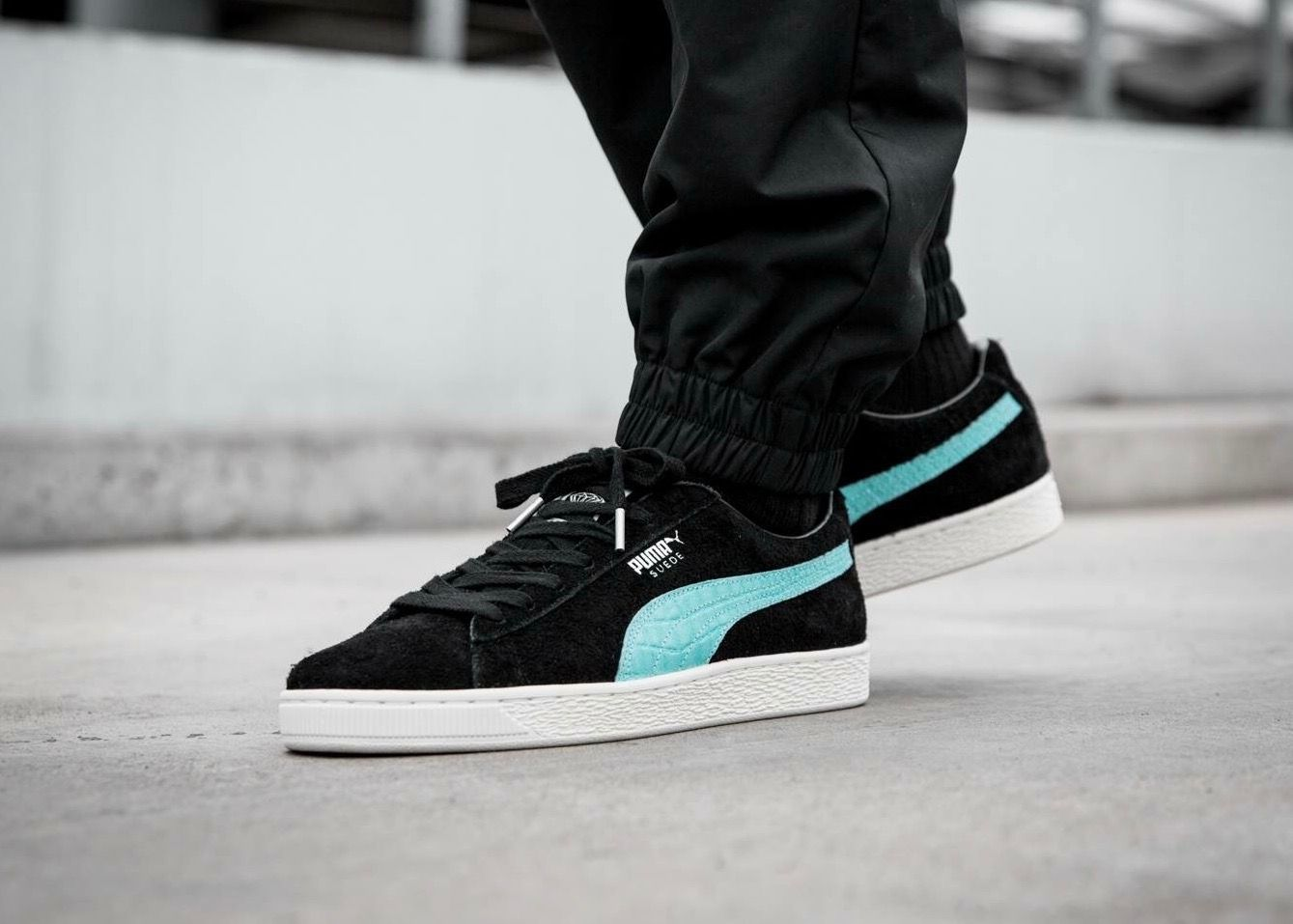 b9a89b106a Diamond Supply Co x Puma Suede | Puma | Puma suede, Pumas shoes ...