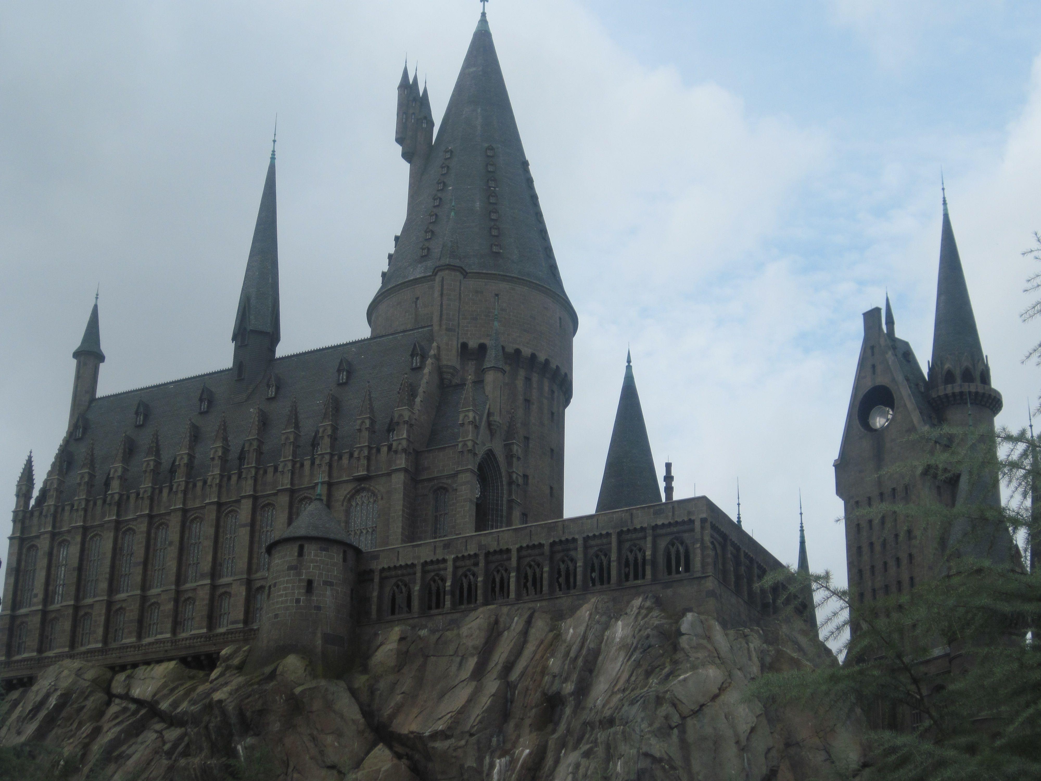 Hogwarts Castle-Florida
