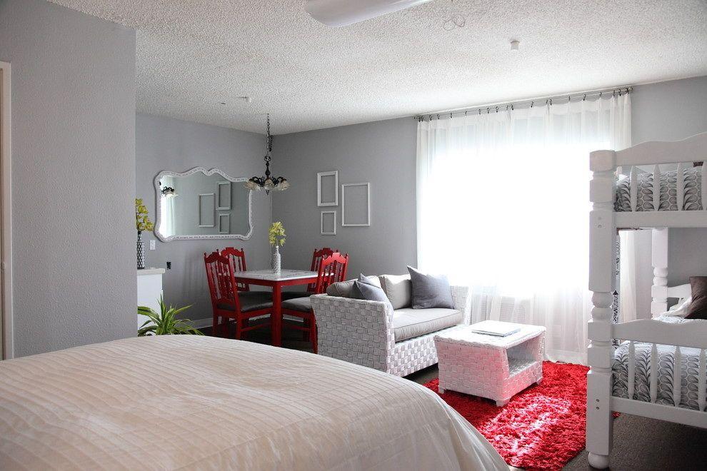Зонируем Гостиную и Спальню в Одной комнате (235+ Фото ...