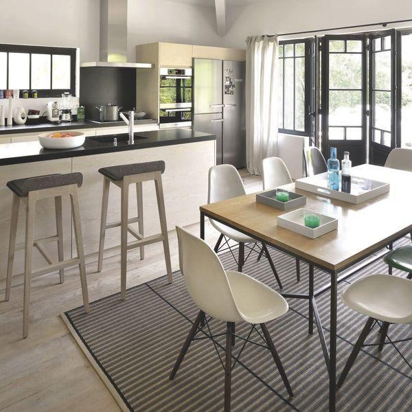 cuisine ouverte sur la salle a manger 50 idees gagnantes decoration house and interiors