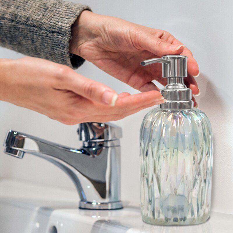 Sayers Lotion Pump Soap Dispenser