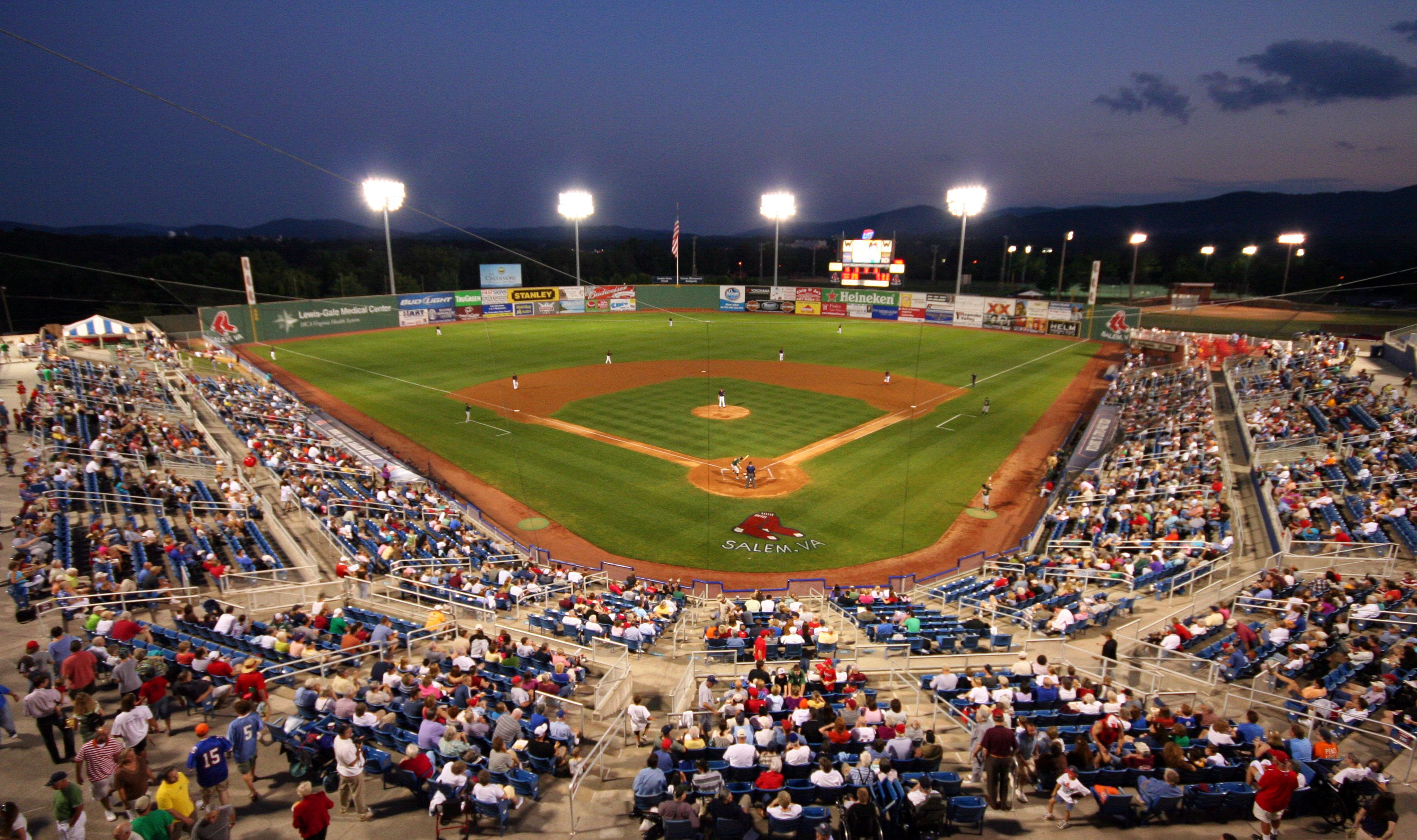 salem red sox stadium | star city of the south | pinterest