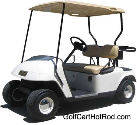 Basic EZGO Golf Cart Problems And How To Fix Electric