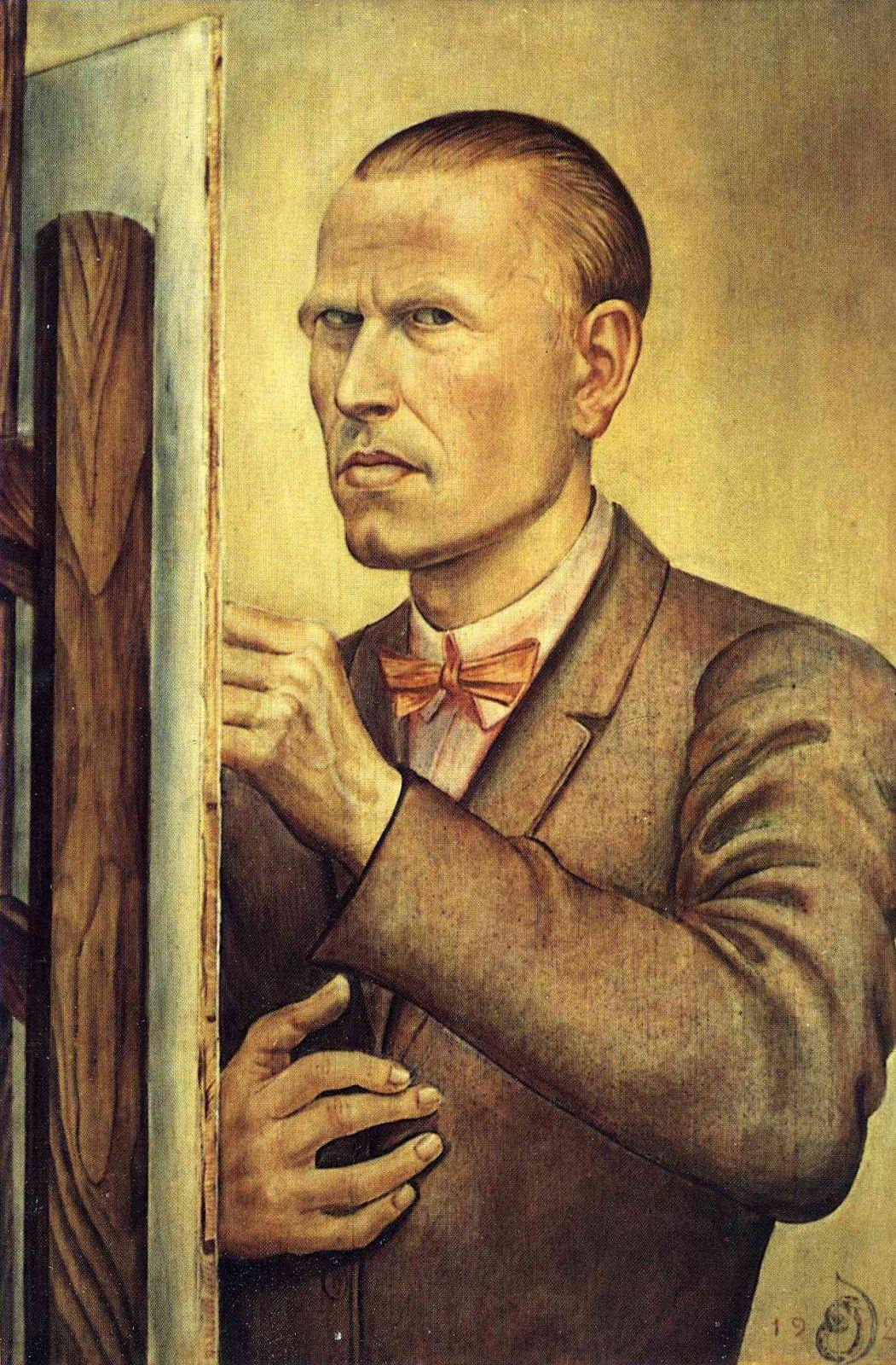 atelierlog: Otto Dix #3